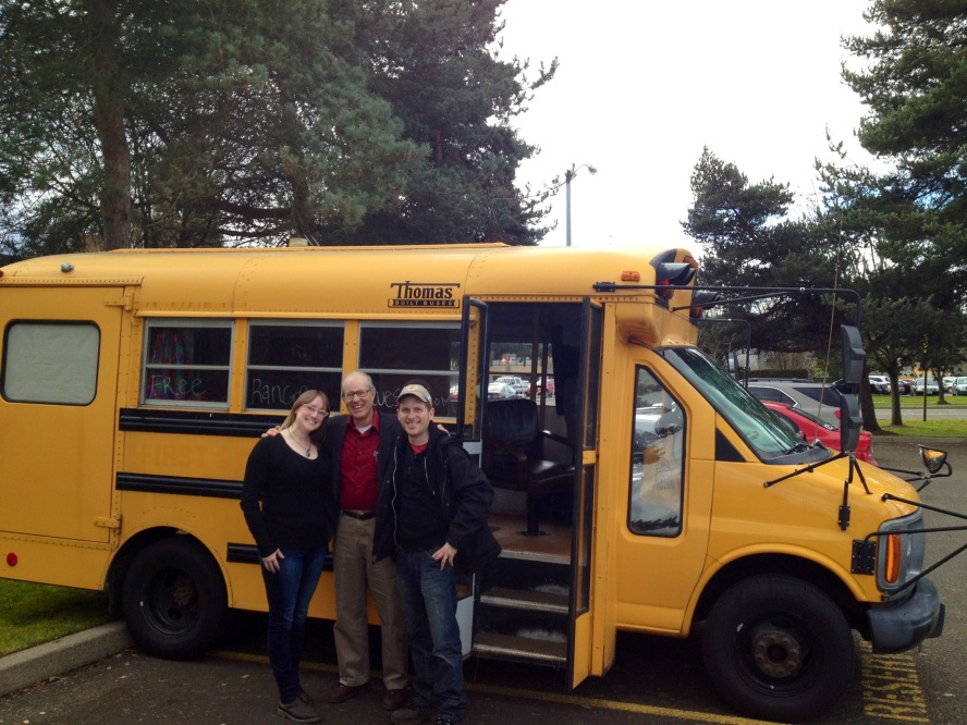 Joel Salatin visit's A Little Furthur (ALFie) on our Free Range Quest