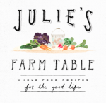 Julie's Farm Table