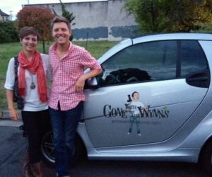 Full-time, long-term road trippers -- Nikki and Jason Wynn!