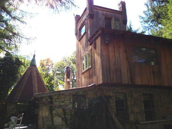 stone camp architecture