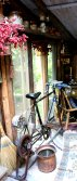 stone camp electricity generating bicycle