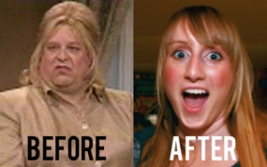 hangover before and after1
