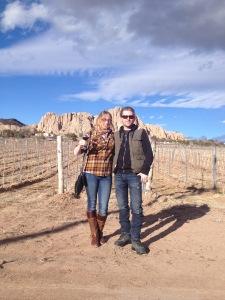 Vivac winery vineyard Dixon